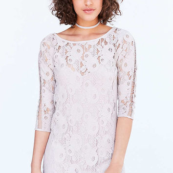 Gentle Fawn Hawk Lace Mini Dress - Urban Outfitters