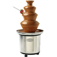 Walmart: Nostalgia Electrics 3-Tier Stainless Steel Chocolate Fondue Fountain, CFF986