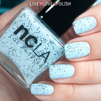 NCLA Mostly Sunny With a Chance of Sprinkles Nail Polish (Sweet Revenge Collection)