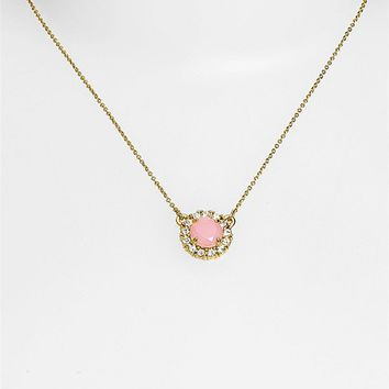 kate spade new york Secret Garden Pendant