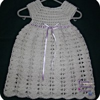 PATTERN: Shell Brook Infant Dress