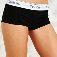 Calvin Klein Short Briefs in Black - Urban Outfitters