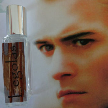 Legolas Cologne Oil - Lord of the Rings Collection - SALE