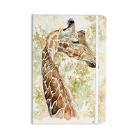"Wildlife ""Africa 2"" Brown Animals Everything Notebook"