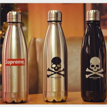 Supreme Women and Men Stainless steel vacuum cup outdoor cup portable Best gift