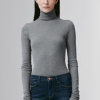 Centro Sweater in Charcoal