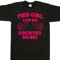 Black T-Shirt | Cute Country Shirts