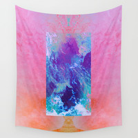 You Are Everything I Want and More Wall Tapestry by J.Lauren