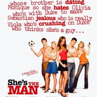 She's the Man 27x40 Movie Poster (2006)