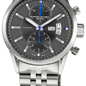 Raymond Weil Chronograph Swiss Automatic Watch 7735-ST-60001