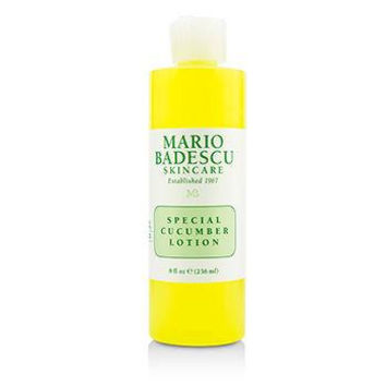 Special Cucumber Lotion - For Combination/ Oily Skin Types - 236ml/8oz