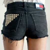 Tommy Hilfiger Stud Pocket Flap Shorts