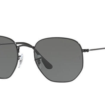 Ray-Ban HEXAGONAL FLAT LENSES en Or, RB3548N | Ray-Ban® France