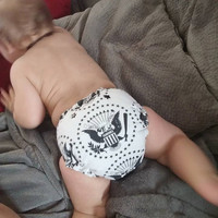Semi-Custom Band OS Cloth Diaper