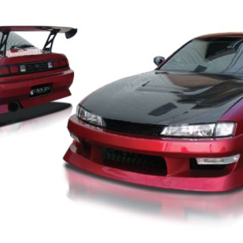 Origin Labo. NISSAN S14 240SX KOUKI 1997-1998 AGGRESSIVE - FULL KIT
