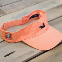 Limited Edition! Southern Marsh Visors - Washed - Collegiate - Mercer University