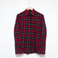 Plaid Shirt (Maple) | The Honour Over Glory Store