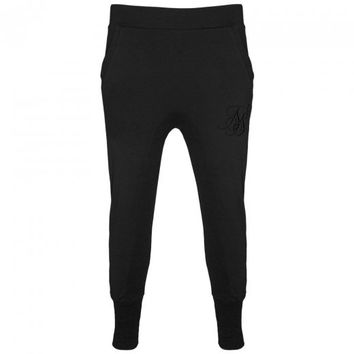 SikSilk Skinny Jogger (Sik Suit) - Black - SikSilk from SikSilk UK