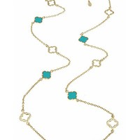 Fornash Signature Long Necklace