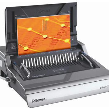 Fellowes, Inc. High Performance Plus Convenient Electric Punching For Large Offices. Punches 25