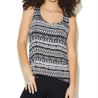 Aztec Tank | Wet Seal