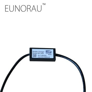 EUNORAU DC 7-60v to 5V1000mA USB mobile phone charger