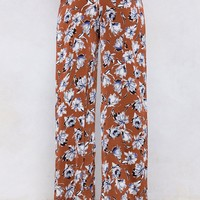 Grow After What You Want Floral Pants