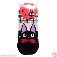 Kiki's Delivery Service Socks Studio Ghibli from JAPAN