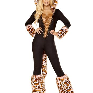 Roma Costume 4873 1pc The Pink Leopard