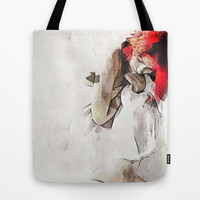 Myths  Tote Bag by Galen Valle
