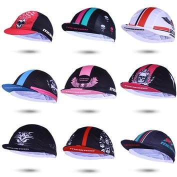 10Design Breathable Unisex Cycling Caps gorras ciclismo bicicleta Pirate headband Racing Caps Bicycle Headwear Cycling Cap gorro