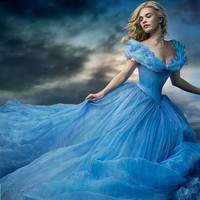 Elegant Royal Blue Ball Gown navy blue prom dresses princess Lace up long backless prom dresses 2015 with Butterfly