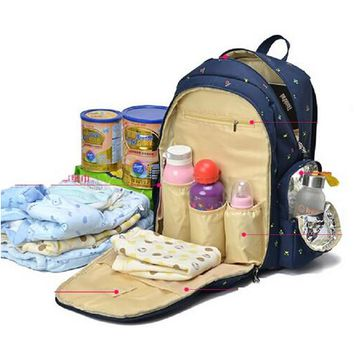 The Baby Backpack