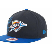 Oklahoma City Thunder NBA Side Team Up Snapback 9FIFTY Cap