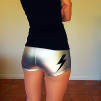 Lightning Bolt Roller Derby Shorts