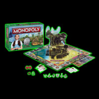 Halloweentown Store: The Wizard of Oz Monopoly