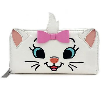 Loungefly x Disney Marie Big Face Wallet