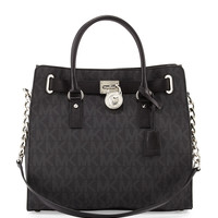 Hamilton Large Tote Bag, Black - MICHAEL Michael Kors
