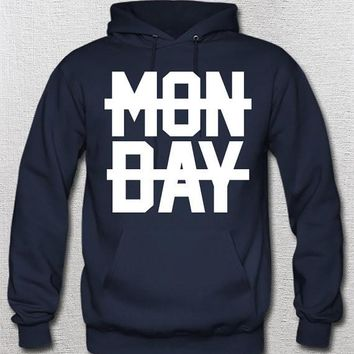 Monday Tee One Direction Crossed Out Womans Girls Boys Men Work School Niall Horan Music Band Graphic Hot Hoodie