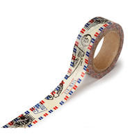 ConsumerCrafts Product 5/8 inch Washi Tape - Air Mail Print