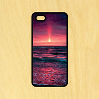Beach Sunset V1 Phone Case iPhone 4 / 4s / 5 / 5s / 5c /6 / 6s /6+ Apple Samsung Galaxy S3 / S4 / S5 / S6