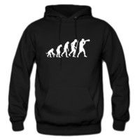 evolution of boxing hoodie