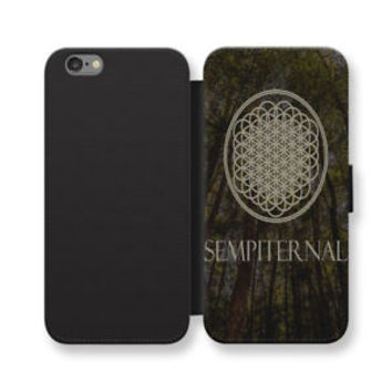 Bring Me The Horizon Wallet iPhone Cases Sempiternal Samsung Wallet Leather Case