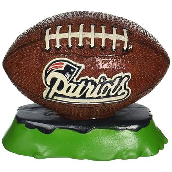 New England Patriots Football Aquarium Tank Ornament