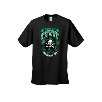 Men's/Unisex Sons of Ireland Motorcycle Club Short Sleeve T-Shirt