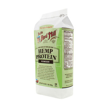 Bob's Red Mill Hemp Protein Powder - 16 Oz - Case Of 4