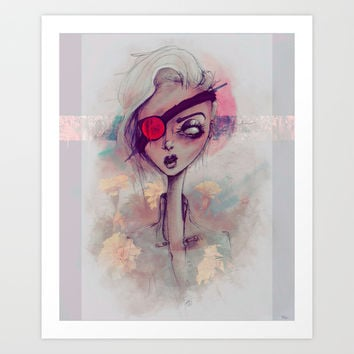 Colors Perceived Art Print by Ben Geiger