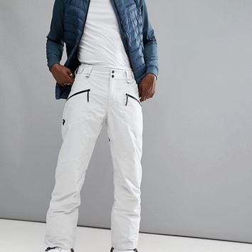 Peak Performance Hakuba P Ski Pant In White at asos.com