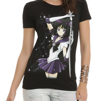 Sailor Moon Sailor Saturn Girls T-Shirt