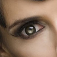Fine & Clear Moonlight Coloured Contacts